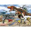 ジグソーパズル 330ピース 羽毛恐竜