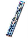 かきかた鉛筆3本セット2B深海魚