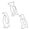 アニマルクリップ ペンギン