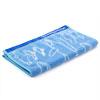 フェイスタオル 海の哺乳類 ブルー