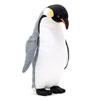 ぬいぐるみ リアルペンギンファミリー エンペラーペンギン 親 スタンディング