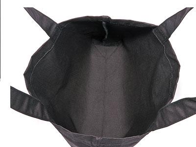 トートバッグの内側