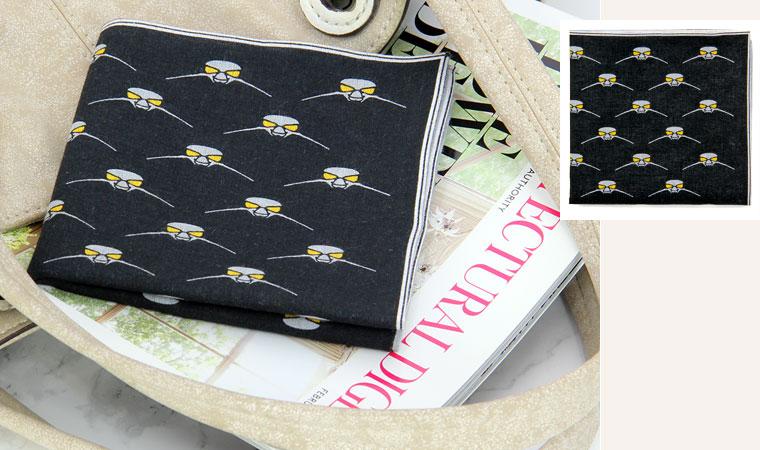 標本ボックス ガーゼハンカチ ダイオウグソクムシ バッグ イメージ