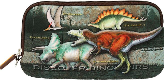スマートフォンポーチ 恐竜