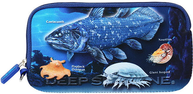 スマートフォンポーチ 深海生物
