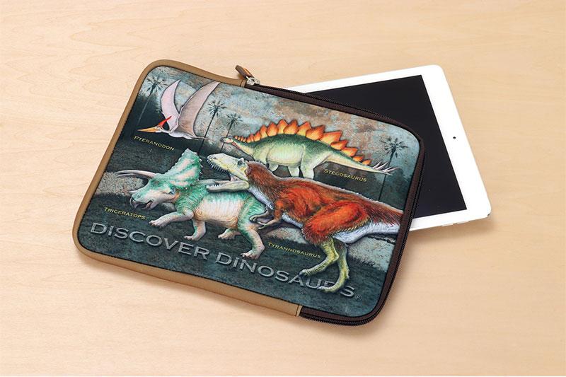 タブレットケース 恐竜