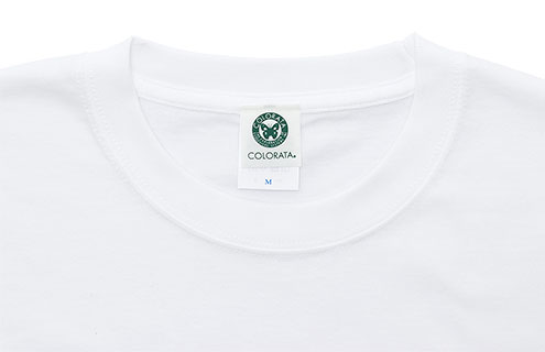 Tシャツ ネック