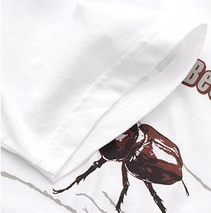 Tシャツ 袖口