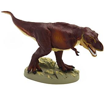 立体図鑑ディノVol.1 ティラノサウルス フィギュア