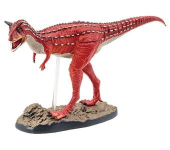 立体図鑑ディノボックスVol.2 カルノタウルス フィギュア