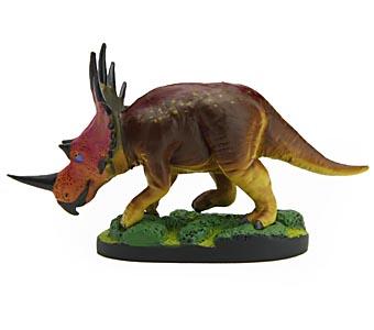 立体図鑑ディノボックスVol.2 スティラコサウルス フィギュア