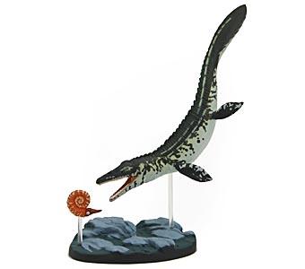 立体図鑑ディノボックスVol.2 モササウルス フィギュア