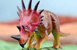立体図鑑 ディノボックスVOL.2 スティラコサウルス