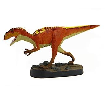 立体図鑑ディノボックスVol.3 ヤンチュアノサウルス フィギュア