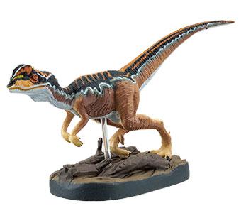 立体図鑑ディノボックスVol.3 ディロフォサウルス フィギュア