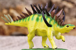 立体図鑑 ディノボックスVOL.2 トウジャンゴサウルス