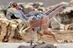 立体図鑑 ディノボックスVOL.2 ディロフォサウルス