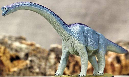 立体図鑑 ディノボックスVOL.2 ブラキオサウルス