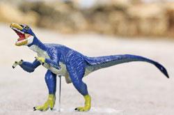 立体図鑑  羽毛恐竜プレミアムボックス ディロング
