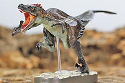 立体図鑑  羽毛恐竜プレミアムボックス デイノニクス
