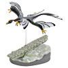 立体図鑑羽毛恐竜プレミアムボックス ミクロラプトル フィギュア