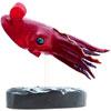 立体図鑑深海生物プレミアムボックス コウモリダコ フィギュア