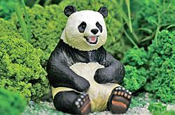 立体図鑑 ワイルドベアーボックス ジャイアントパンダ