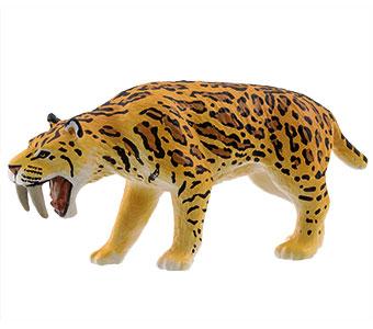 立体図鑑 新生代の絶滅動物ボックス スミロドン フィギュア