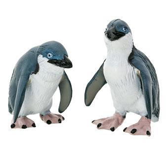 立体図鑑ペンギンボックス コガタペンギン フィギュア
