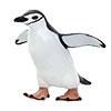 立体図鑑ペンギンボックス ヒゲペンギン フィギュア