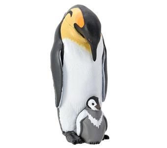 立体図鑑ペンギンボックス エンペラーペンギン フィギュア