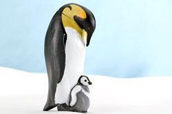 立体図鑑 ペンギンボックス エンペラーペンギン