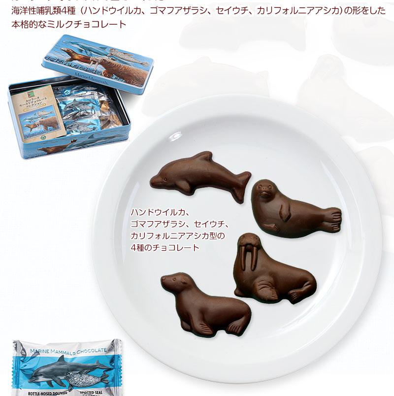 チョコレートの種類