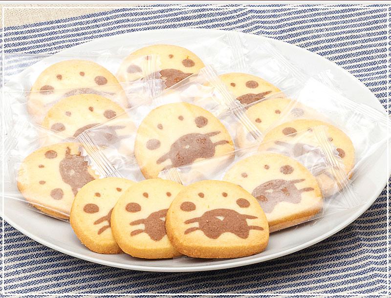 アイスボックスクッキー、個包装 12個入
