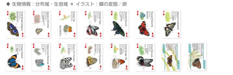 ダイヤのカードの表