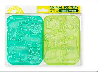 アニマルアイストレー 世界と日本の動物 パッケージ