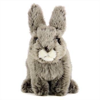 リアルアニマルベイビー・日本の動物シリーズ〜ニホンノウサギ 赤ちゃんぬいぐるみ