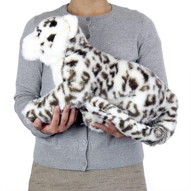 リアル 動物 生物 ぬいぐるみ リアルアニマルファミリー ユキヒョウ 親 大きさ