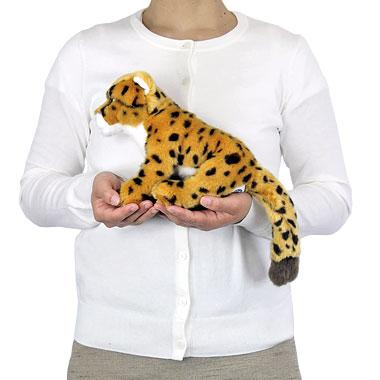 リアル 動物 生物 ぬいぐるみ リアルアニマルファミリー チーター 子 大きさ