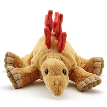 リアル恐竜ぬいぐるみ ねそべりシリーズ ステゴサウルス