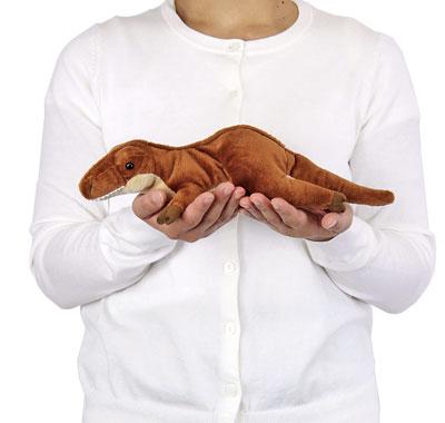 リアル動物ぬいぐるみ ねそべりシリーズ ティラノサウルス 大きさ