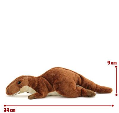 リアル動物ぬいぐるみ ねそべりシリーズ ティラノサウルス サイズ