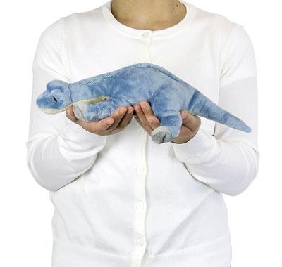リアル動物ぬいぐるみ ねそべりシリーズ ブラキオサウルス 大きさ