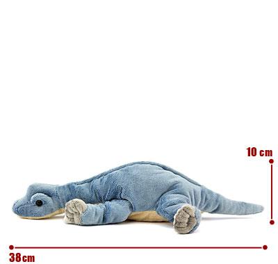 リアル動物ぬいぐるみ ねそべりシリーズ ブラキオサウルス サイズ