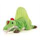 リアル恐竜物ぬいぐるみ ねそべりシリーズ スピノサウルス 斜め