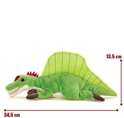 リアル動物ぬいぐるみ ねそべりシリーズ スピノサウルス サイズ