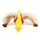 リアル恐竜物ぬいぐるみ ねそべりシリーズ プテラノドン 正面