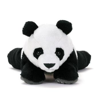 リアル動物ぬいぐるみ ねそべりシリーズ ジャイアントパンダ