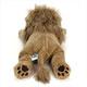 リアル動物ぬいぐるみ ねそべりシリーズ ライオン Lサイズ 後ろ