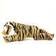 リアル動物ぬいぐるみ ねそべりシリーズ トラ 横